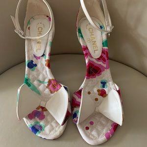 New authentic Chanel heels